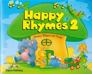 ksiazka tytuł: Happy Rhymes 2 Pupil's Book + CD + DVD autor: Dooley Jenny, Evans Virginia