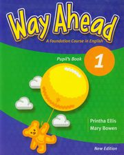 ksiazka tytuł: Way Ahead 1 Pupil's Book autor: Ellis Printha, Bowen Mary