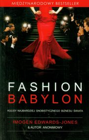 ksiazka tytuł: Fashion Babylon autor: Edwards-Jones Imogen