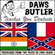 ksiazka tytuł: Daws Butler Teaches You Dialects. Lessons from the Voice of Yogi Bear! autor: Charles Dawson Butler